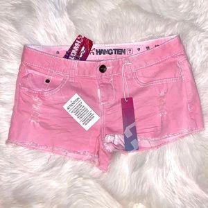 Hang Ten Pink Shorts